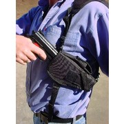 Black Gun Holster Pk 1 (Gun Not Included)