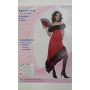 Adult Latin Flamenco Costume (One Size Fits Most) Pk 1