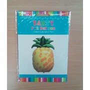 Pineapple Foil Supershape Balloon (74cm)