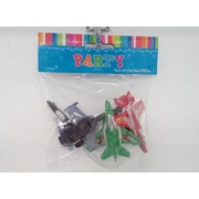 Pull Back Planes Party Favours Pk 4