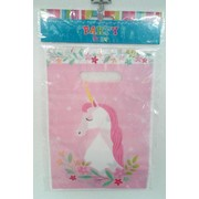 Unicorn Party Loot Bags Pk 10