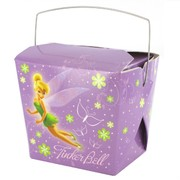 Disney Fairies Noodle Boxes (Tinkerbell) Pk 4