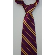 Maroon and Gold School Tie Pk 1