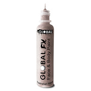 Holographic Crystal White Glitter Face and Body Paint (36ml) Pk 1