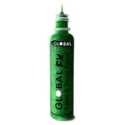 Emerald Green Glitter Face and Body Paint (36ml) Pk 1