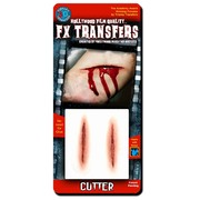 Small Cutter 3D FX Scar Transfer Pk 1