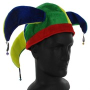 Jester Hat with Bells Pk 1