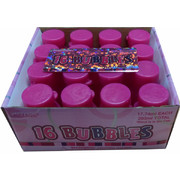 Party Bubbles - Pink Bottles Pk 16
