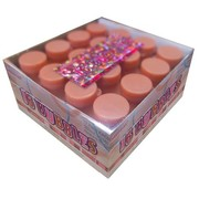 Party Bubbles - Rose Gold Bottles Pk 16