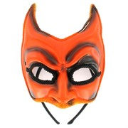 Red Devil Masquerade Mask Pk 1