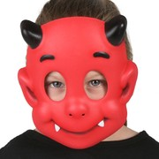 Child EVA Devil Mask Pk 1