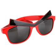 Red Angry Eyes Sunglasses Pk 1