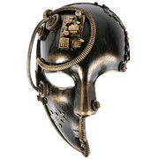 Benedict Steampunk Adult Mask Pk 1