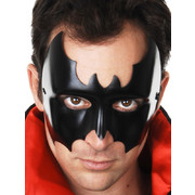 Black Bat Eye Mask