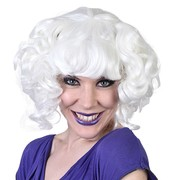 Marcia Glow in the Dark Wig Pk 1