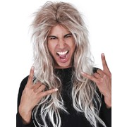 Tommy The Rocker Long Blonde Wig Pk 1