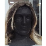 Blonde & Brown Long Fabio Wig Pk 1