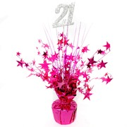 Centrepiece Weight and Pick 21 Cerise Pk1