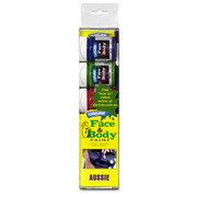 Aussie Face Paint Set Pk 1