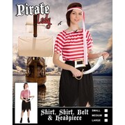 Adult Pirate Lady Costume (X Large) Pk 1