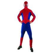 Adult Spider Hero Costume (Large) Pk 1