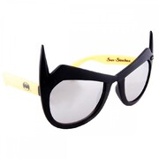 Batman Adult Novelty Glasses with Mirror Lens Pk 1