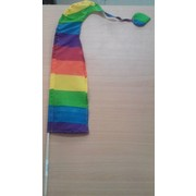 Bali Flag With Tail 50cm Rainbow Pk1