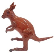 Inflatable Kangaroo Australia Day 60cm Pk 1