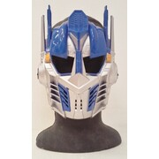 Transformer Blue Plastic Mask Pk 1