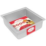 Cake Tin Square 10in Pk1