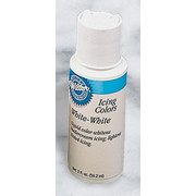 White Icing Colour 59.2ml Pk1