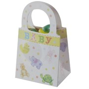 Baby Shower Favour Tote Bags Pk12