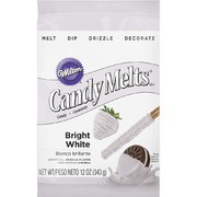 Bright White Cake Decorating Candy Melts 340g Pk 1