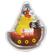 Pirate Ship Cake Tin Pk 1
