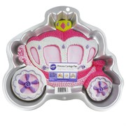 Princess Carriage Cake Tin Pk 1