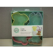 Baby Theme Cookie Cutters Pk 4