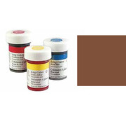 Brown Icing Colour 28.35g Pk 1