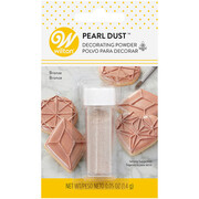 Bronze Cake Decorating Pearl Dust 1.4g Pk 1