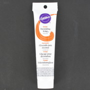 Orange Buttercream Icing Tube 120g Pk 1