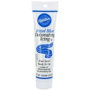 Royal Blue Buttercream Icing Tube 120g Pk 1