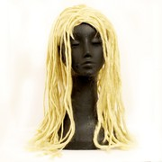 Party Wig - Long Blonde Dreads Pk1