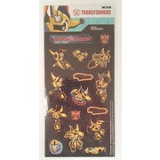 Assorted Transformers Bumblebee Stickers (36 Stickers)