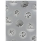 Gift Wrap Baby Bubbles 700mm x 495mm Pk1