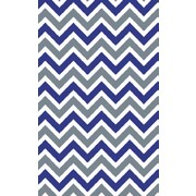 Gift Wrap Male Chevron ZigZags 700mm x 495mm Pk 1