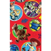 Gift Wrap Toy Story 700mm x 495mm Pk 1