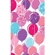 Gift Wrap Girl Balloons 700mm x 495mm Pk 1
