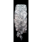 Christmas Hanging Silver Foil Fountain (90cm) Pk 1