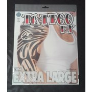 FX Extra Large Tribal Tattoo Pk 1
