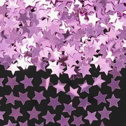 Light Pink Stars Confetti - 10mm Pk 1 (14g)