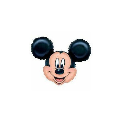 Mickey Mouse Party Balloon - Foil Supershape Pk1